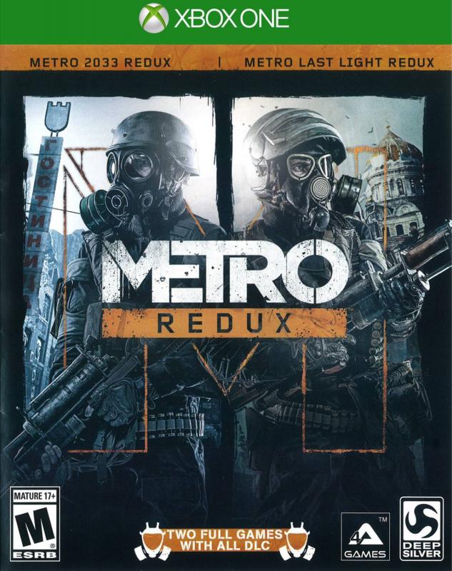 Metro: Redux | Gamewise