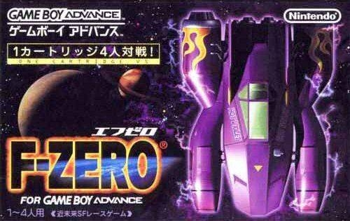 F-Zero: Maximum Velocity on GBA - Gamewise