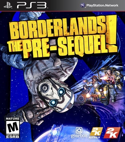 Borderlands: The Pre-Sequel [Gamewise]