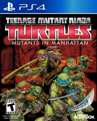 Teenage Mutant Ninja Turtles: Mutants in Manhattan Wiki - Gamewise