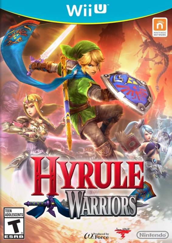 Hyrule Warriors on WiiU - Gamewise