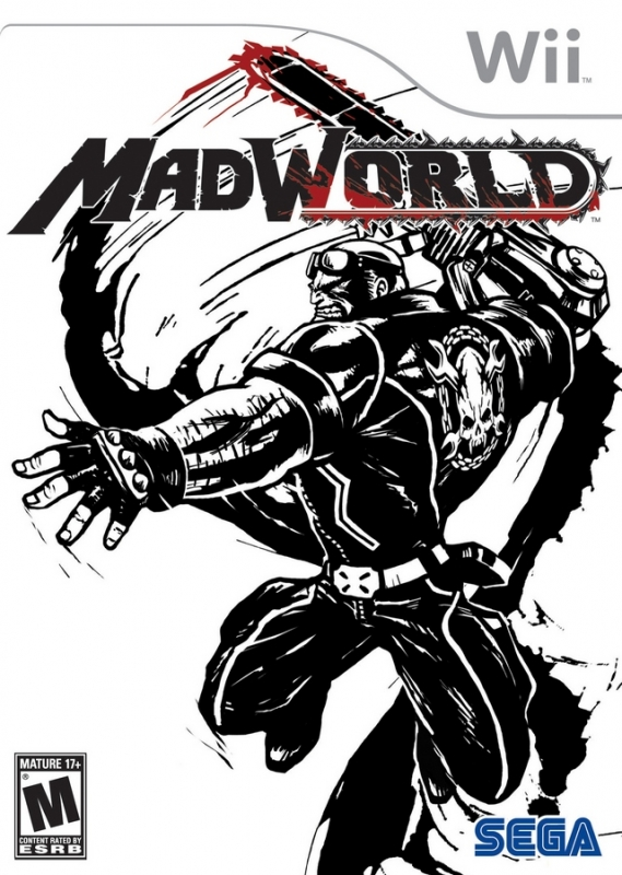 MadWorld Wiki - Gamewise