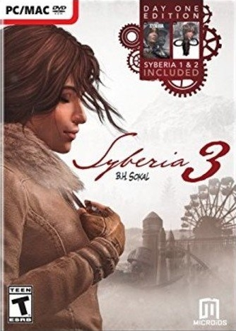Syberia III [Gamewise]