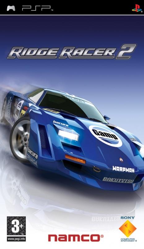 Ridge Racer 2 [Gamewise]