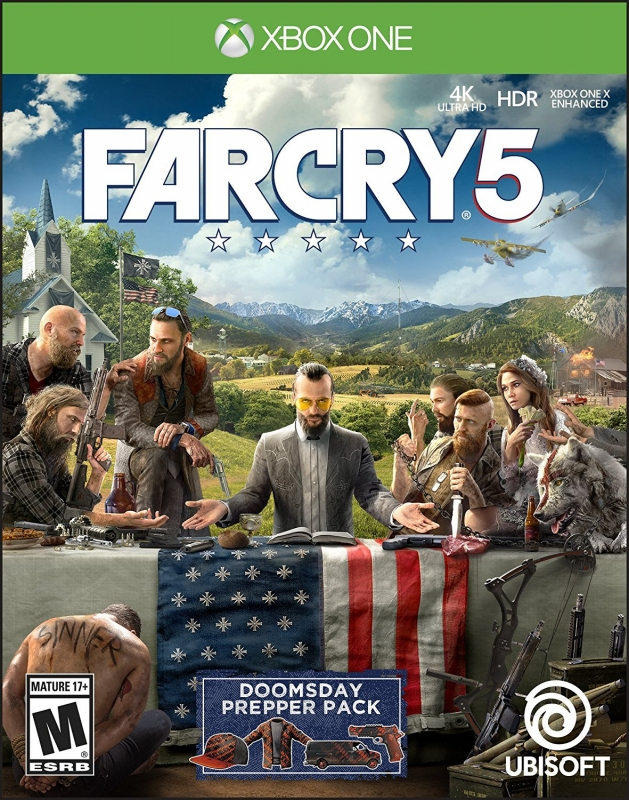 Gamewise Wiki for Far Cry 5 (XOne)
