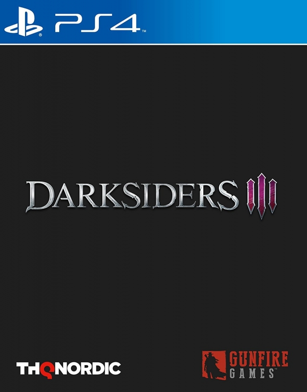 Gamewise Wiki for Darksiders III (PS4)