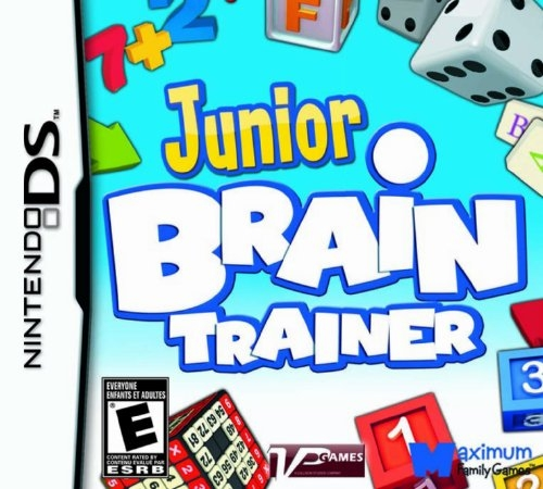 Junior Brain Trainer on DS - Gamewise