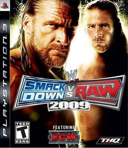 WWE SmackDown vs. Raw 2009 [Gamewise]
