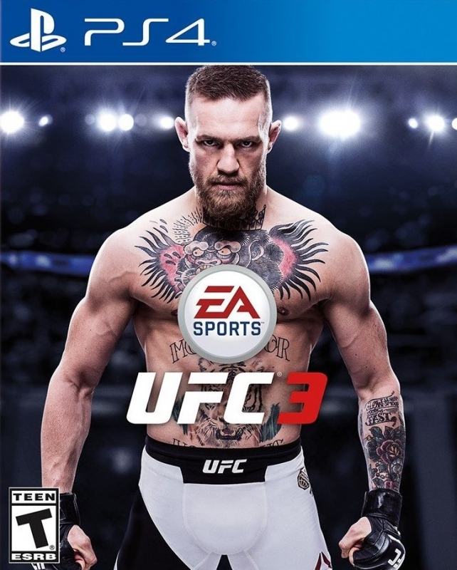 EA Sports UFC 3 on PS4 - Gamewise