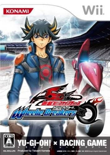 Yu-Gi-Oh! 5D's Wheelie Breakers (JP sales) on Wii - Gamewise