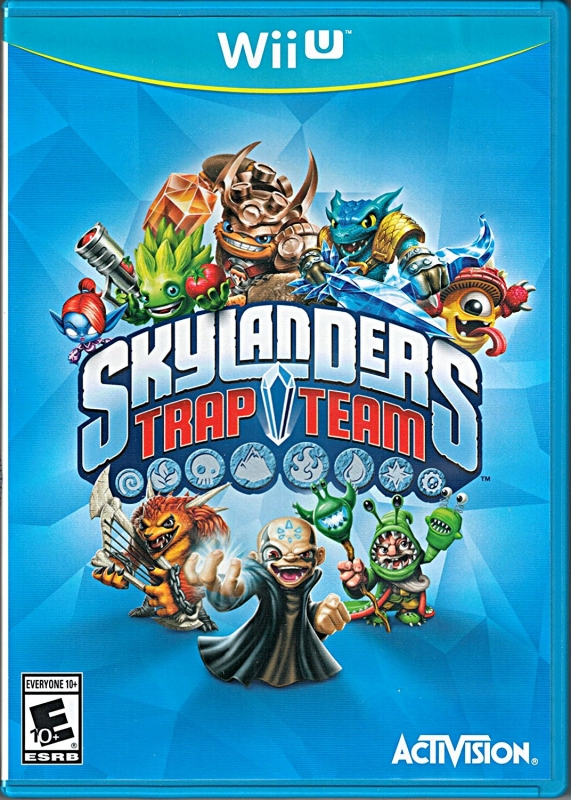 Skylanders: Trap Team on WiiU - Gamewise