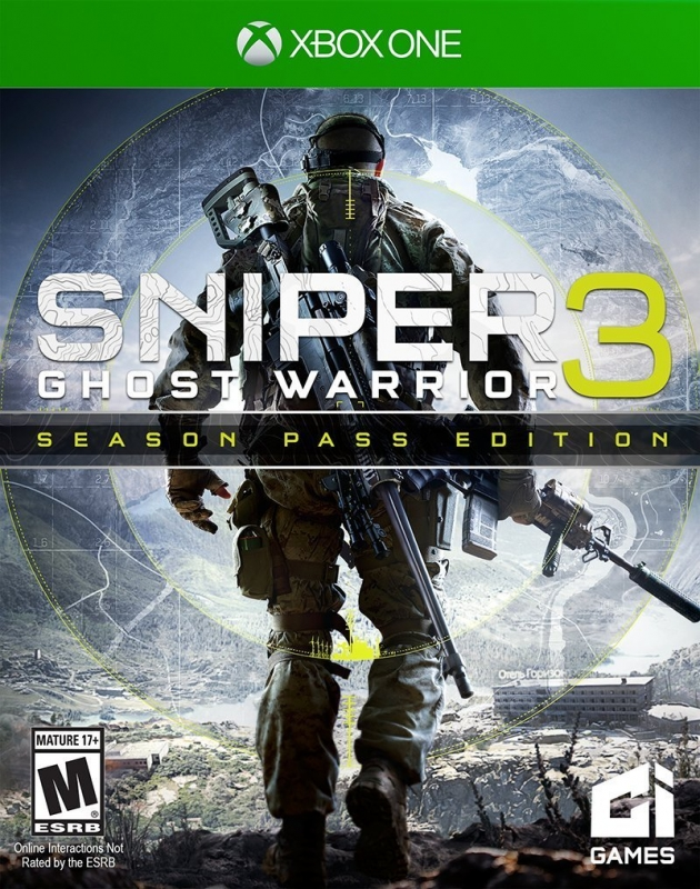 Sniper: Ghost Warrior 3 on XOne - Gamewise