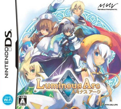 Luminous Arc for DS Walkthrough, FAQs and Guide on Gamewise.co
