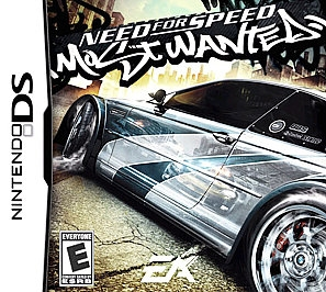 Need for Speed: Most Wanted on DS - Gamewise