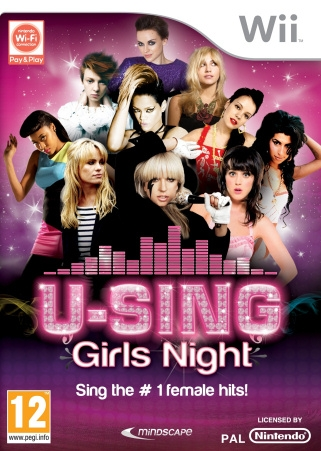 U-Sing: Girls Night Wiki - Gamewise