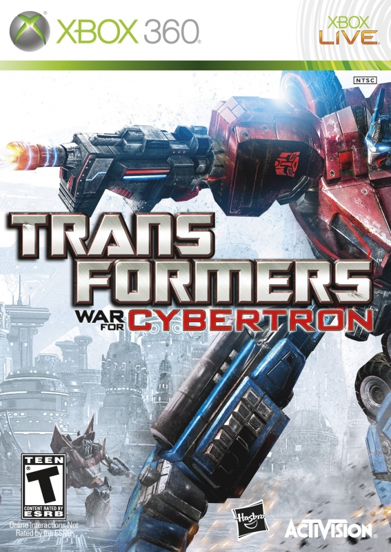 Transformers: War for Cybertron for X360 Walkthrough, FAQs and Guide on Gamewise.co
