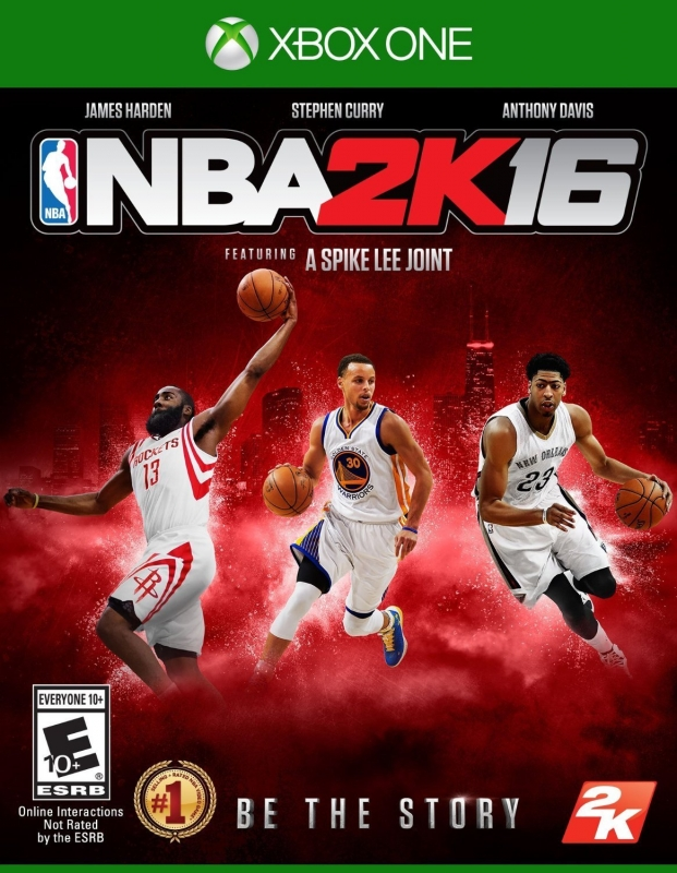 NBA 2K16 on XOne - Gamewise