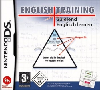 English Training: Have Fun Improving Your Skills! on DS - Gamewise