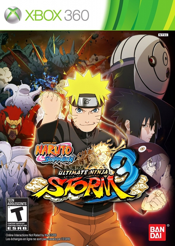 Naruto Shippuden: Ultimate Ninja Storm 3 for X360 Walkthrough, FAQs and Guide on Gamewise.co