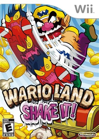 Wario Land: Shake It! [Gamewise]