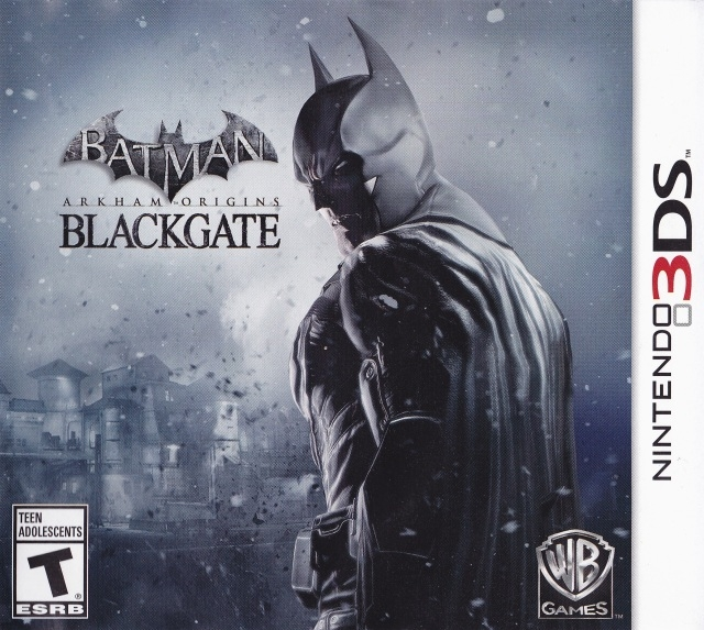 Batman: Arkham Origins Blackgate [Gamewise]
