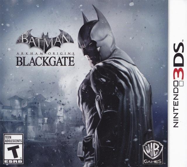 Batman: Arkham Origins Blackgate [Gamewise]