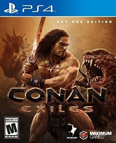Conan Exiles on PS4 - Gamewise