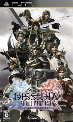 Dissidia: Final Fantasy Universal Tuning on PSP - Gamewise