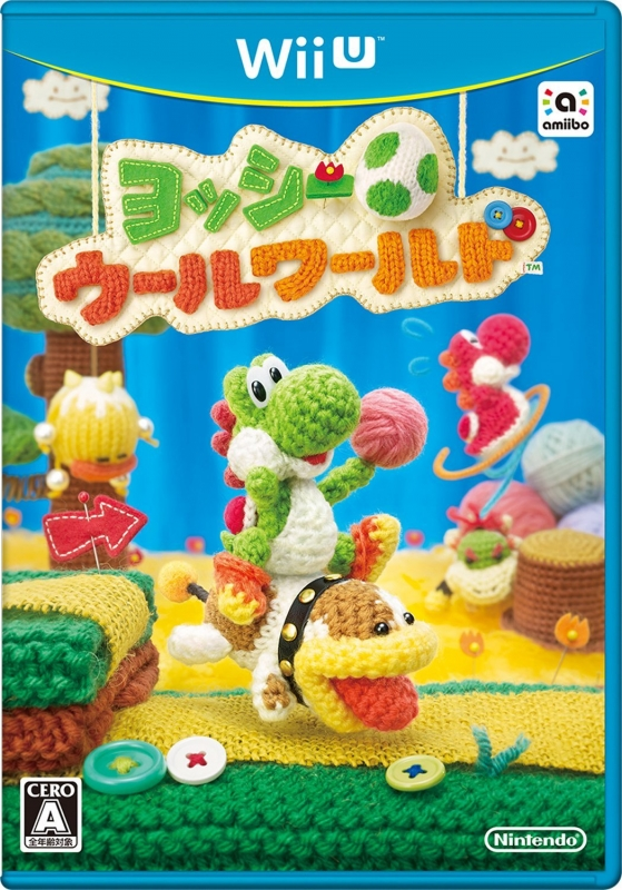 Yoshi's Woolly World on WiiU - Gamewise