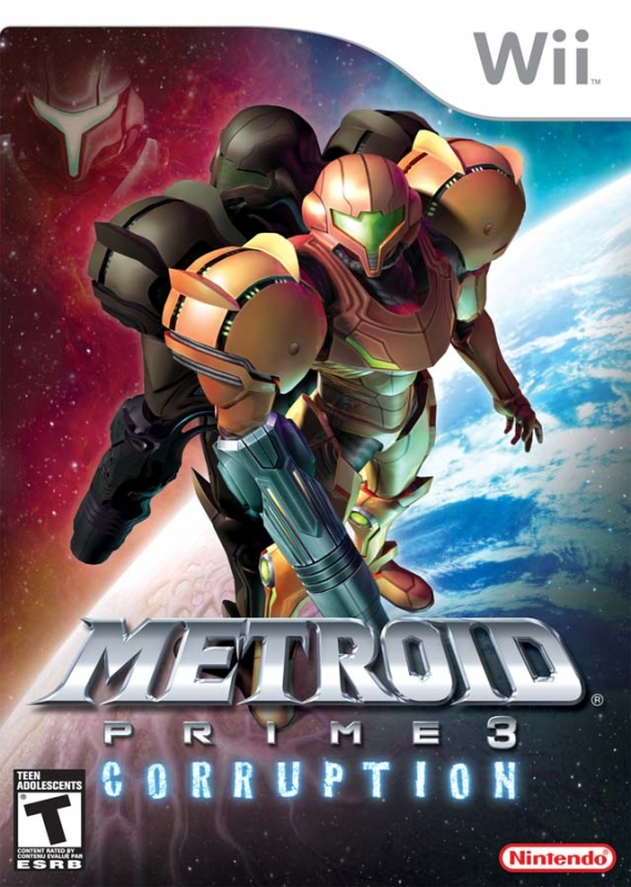 Metroid Prime 3: Corruption [Gamewise]