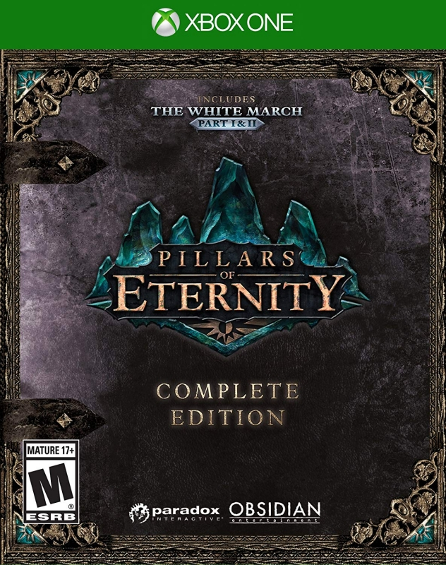 Pillars of Eternity Wiki on Gamewise.co