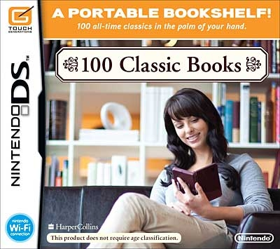 100 Classic Books on DS - Gamewise