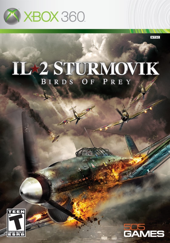 IL-2 Sturmovik: Birds of Prey for X360 Walkthrough, FAQs and Guide on Gamewise.co