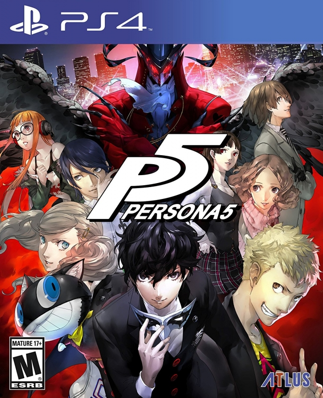 Persona 5 on PS4 - Gamewise