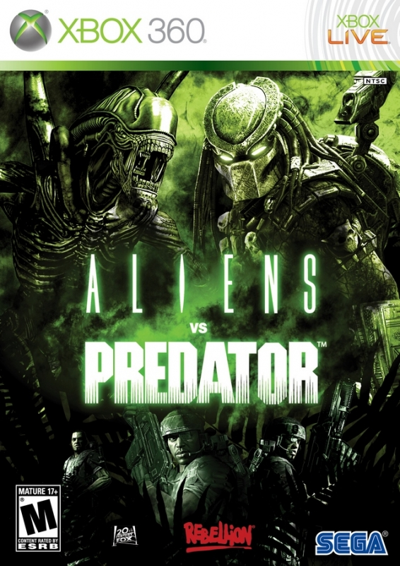 Aliens vs Predator for X360 Walkthrough, FAQs and Guide on Gamewise.co