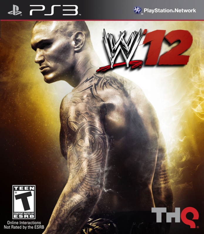 WWE '12 on PS3 - Gamewise