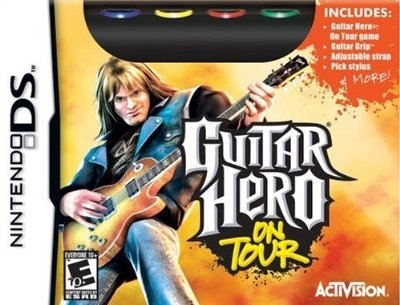 Guitar Hero: On Tour on DS - Gamewise