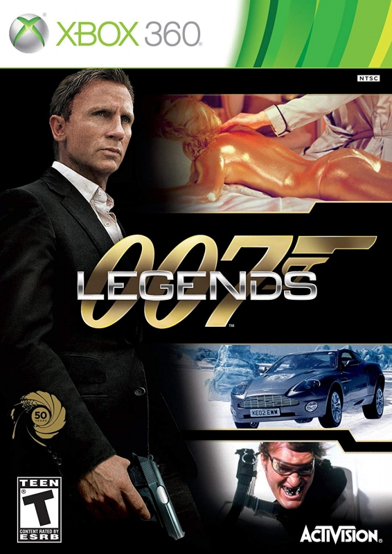 007 Legends for X360 Walkthrough, FAQs and Guide on Gamewise.co