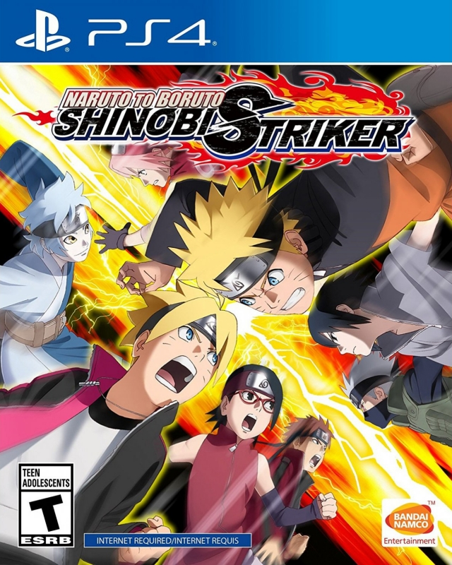 Naruto to Boruto: Shinobi Striker Wiki - Gamewise