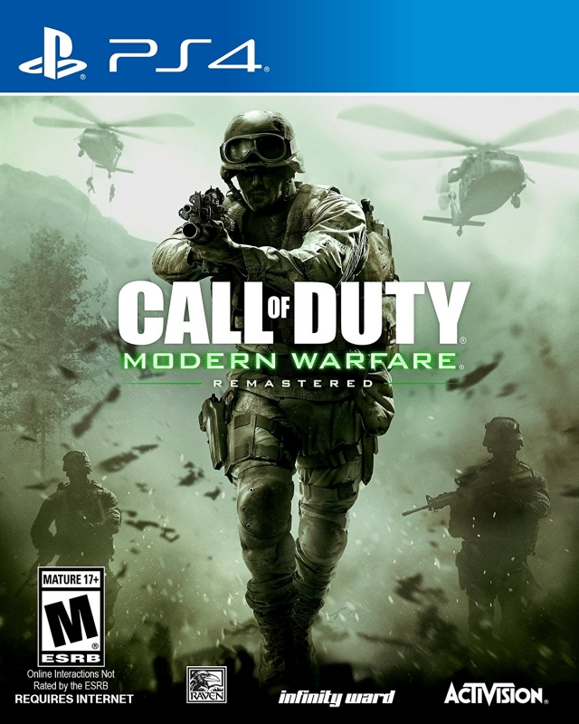 Call of Duty: Modern Warfare Remastered for PS4 Walkthrough, FAQs and Guide on Gamewise.co