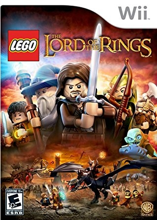 LEGO The Lord of the Rings on Wii - Gamewise