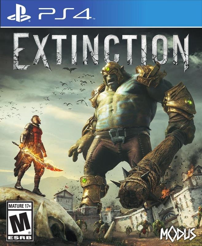 Extinction | Gamewise