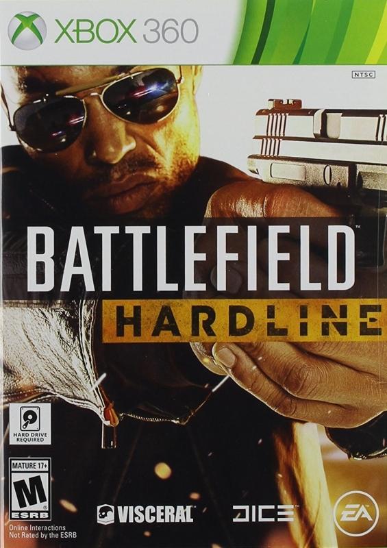 Battlefield: Hardline Release Date - X360