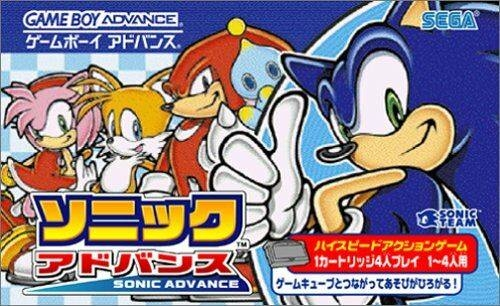 Sonic Advance Wiki on Gamewise.co