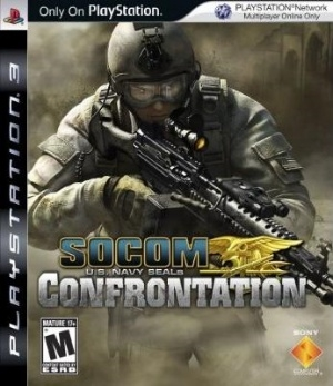 SOCOM: U.S. Navy SEALs Confrontation for PS3 Walkthrough, FAQs and Guide on Gamewise.co