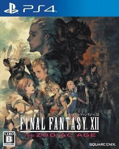 Final Fantasy XII: The Zodiac Age on PS4 - Gamewise