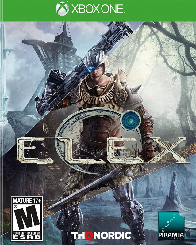 Elex for Xbox One - Sales, Wiki, Release Dates, Review