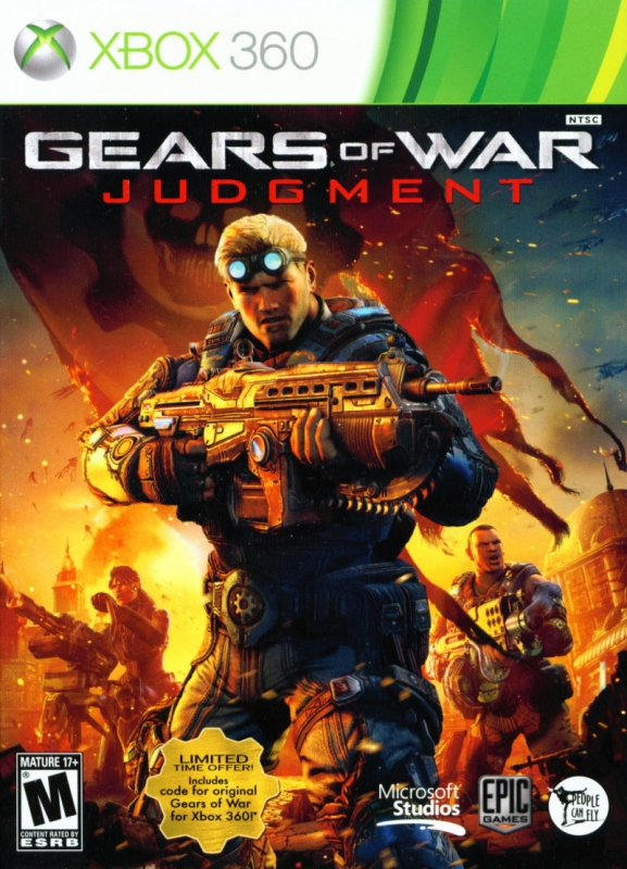 Gears of War: Judgment Wiki on Gamewise.co