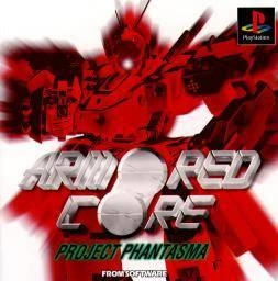 Armored Core: Project Phantasma [Gamewise]