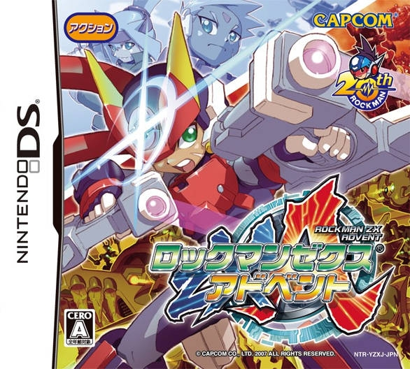 Mega Man ZX Advent [Gamewise]